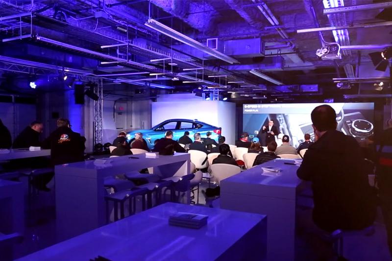 BMW Private Showcase